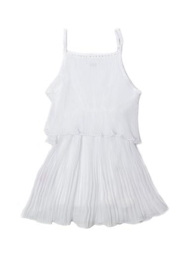 Jollybaby Elbise Beyaz